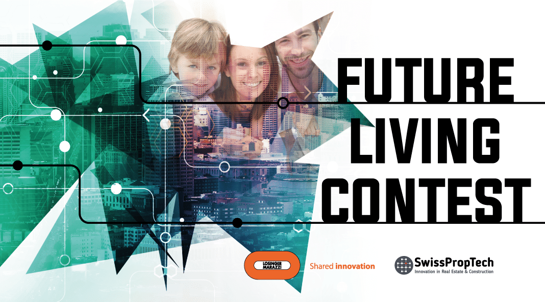 3ème place au Future Living Contest