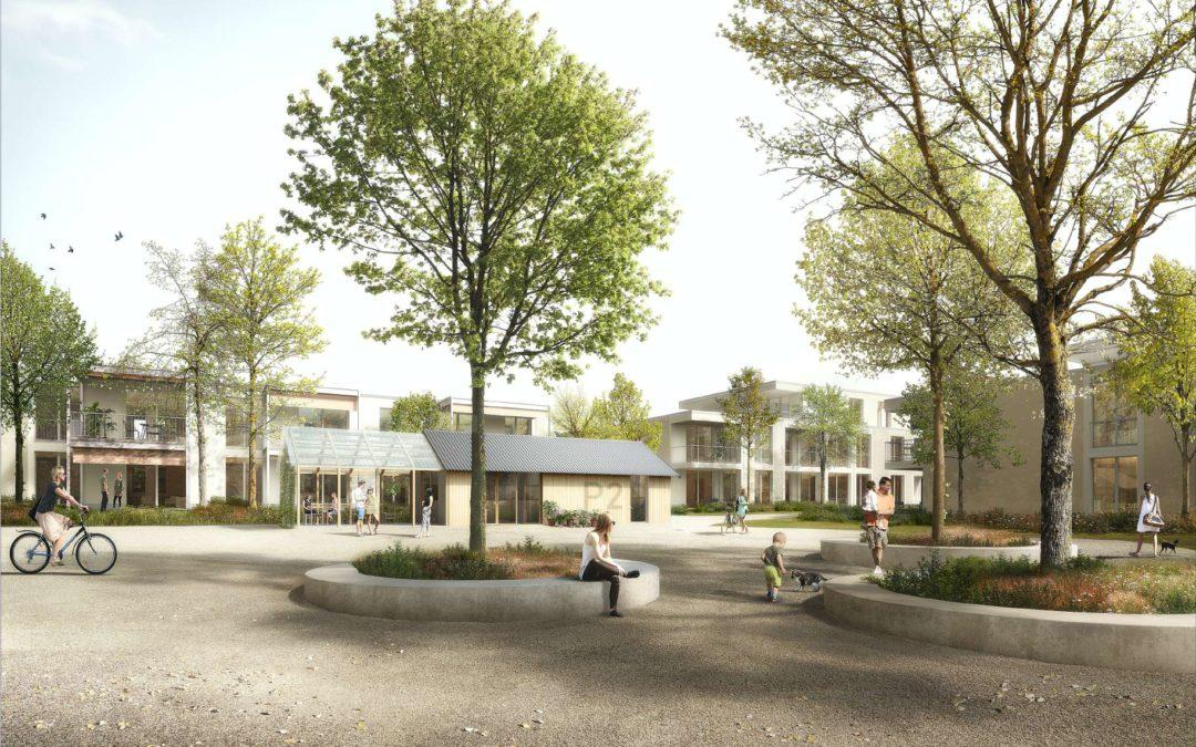 Développement de la vie de quartier dans un projet d'habitation